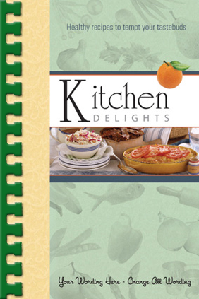 recipe book publishing