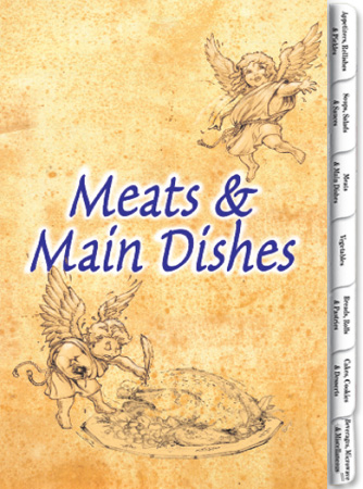 Tabbed Cookbook